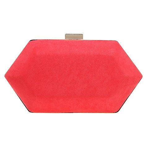 Buy Miss KG Jewel Box Clutch Bag Online at johnlewis.com