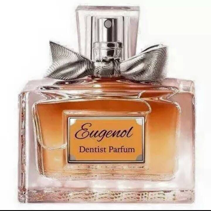 Eugenol. Dentist Parfum. | Work that Smile :)