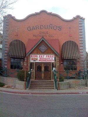 Gardunos restaurant in Albuquerque, New Mexico. Best. Place. Ever.