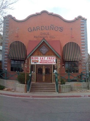 Gardunos restaurant in Albuquerque, New Mexico. Best. Place. Ever.