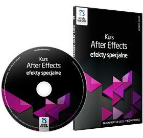 Kurs After Effects - efekty specjalne