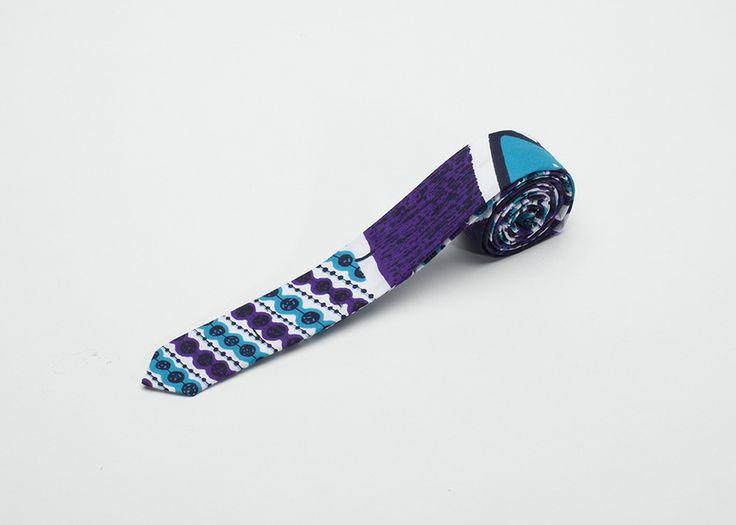 Ashanti Skinny Tie