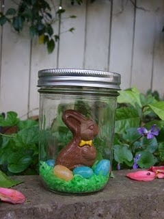 adorable & yummy easter craftEaster Candies, Easter Crafts, Easter Spr, Easter Bunnies, Easter Gift, Easter Treats, Chocolates Bunnies, Spring East, Peter Cottontail