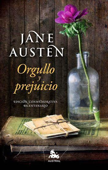 Orgullo y prejuicio, de Jane Austen.