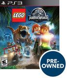 Lego Jurassic World - PRE-Owned - PlayStation 3, Multi