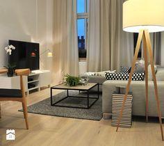 Aranżacje wnętrz - Salon: Projekt Bielsko-Biała - Salon, styl skandynawski - TIKA Architektura wnętrz i krajobrazu. Przeglądaj, dodawaj i zapisuj najlepsze zdjęcia, pomysły i inspiracje designerskie. W bazie mamy już prawie milion fotografii!
