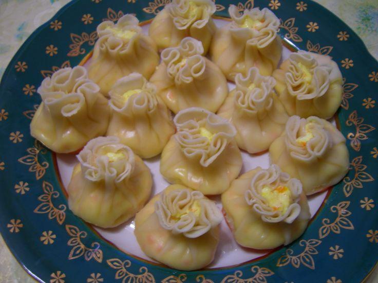 Вариация на  тему: «ВОНТОНЫ» (китайские пельмени) рецепт с фотографиями