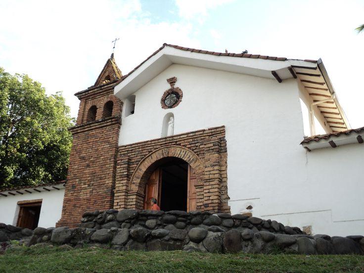 Capilla de San Antonio | Cali - Colombia | Built Date: 1746 -1747