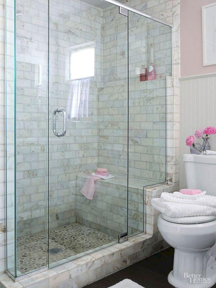52 Small Bathroom Ideas On A Budget Roundecor Bathroom Remodel Shower Small Bathroom With Shower Small Bathroom Remodel