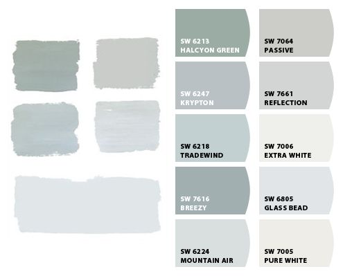 Chip it by sherwin williams chipcard by karol w for White chip paint color