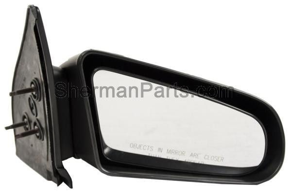1991-1996 Saturn S-Series Coupe Mirror Manual RH