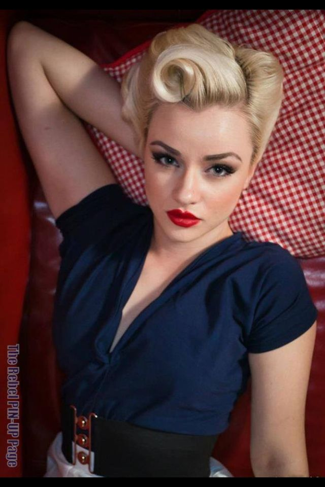 Pinup http://thepinuppodcast.com re-pinned this because we are trying to make the pinup community a little bit better.
