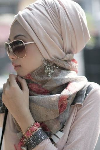 30 Modern Hijab Scarf Style Fashion For Muslim Women's in 2016 ...