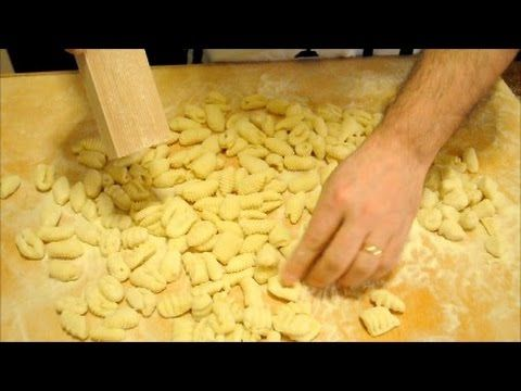 RICETTA Gnocchi di Patate - YouTube