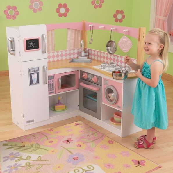 Kidkraft Grand Gourmet Corner Kitchen