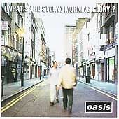 (What's the Story) Morning Glory? by Oasis (CD, Oct-1995, Epic USA) BRAND NEW!!!