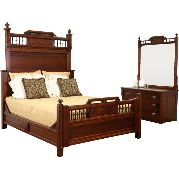 Best 25 Antique Bedroom Sets Ideas On Pinterest Antique Bedrooms Walnut Bedroom Furniture