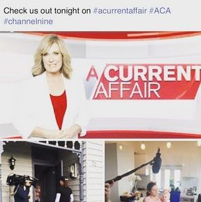 """Our Aldi home delivery service was featured on Channel 9's """"A Current Affair"""" in June 2015. View here: http://short.ninem.sn/u5BNbyV"""