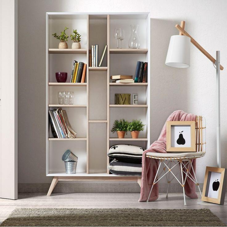 Biblioteca pentru living modern -