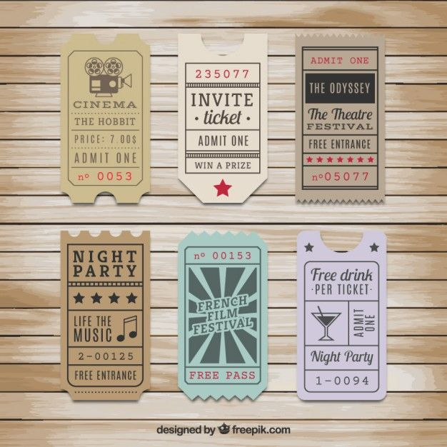 Movie Ticket Template Free Download 252 Best Kino Film Images On Pinterest  Animation Reference .