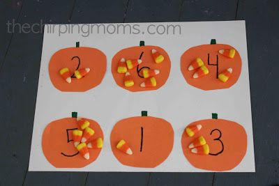"""Halloween Activities For Kids - I""""d make it into Addition & Subtraction Combinations for 2nd grade common core strategies."""