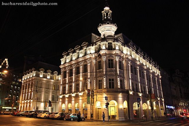 Grand Hotel Continental, Bucharest, Romania