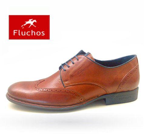 Zapatos Fluchos Alonso mod. 8597 cuero http://www.milpies.es/fluchos-alonso-8597cuero.html