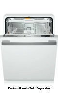 Hidden Control Panel, Requires Custom Panel/ 9 Wash Programs/ Built-In Water Softener/ 3D Cutlery Tray/ 40 dBa With ExtraQuiet Program/ FlexiTimer/ Extra Economical/ Double Waterproof System/ ENERGY STAR Qualified/ Custom Panels Required/ Panel Ready Finish