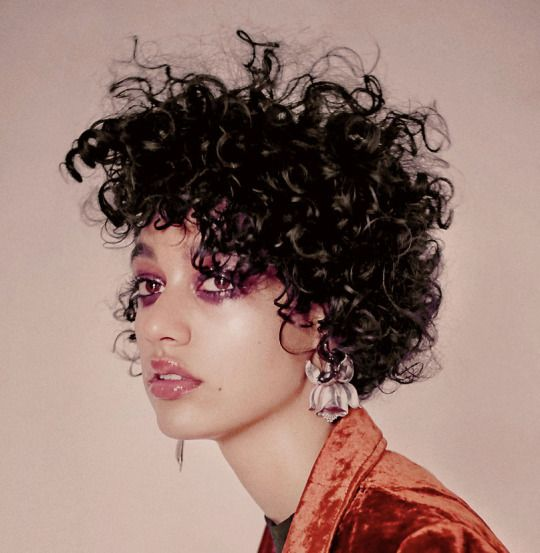 Enjoyable 1000 Images About Carefree Curls On Pinterest Sexy Curls Curly Short Hairstyles Gunalazisus