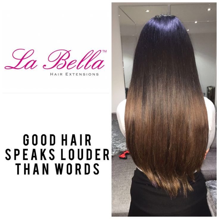 """We never use filters and we never use any photos other than our own! Using our own brand La Bella hair extensions, fitted by our own La Bella Technicians, as beautifully demonstrated in this photo of a full head 20"""" European La Bella nano tips - Just Saying  #labellahairextensions #nanorings #hairextensions #london #longhair #longhairdontcare #brunette #essex #blonde #hairextensionskent #nofilter #nofilterneeded #justsaying #hairextensionssurrey #hairenvy #hairbloggers"""