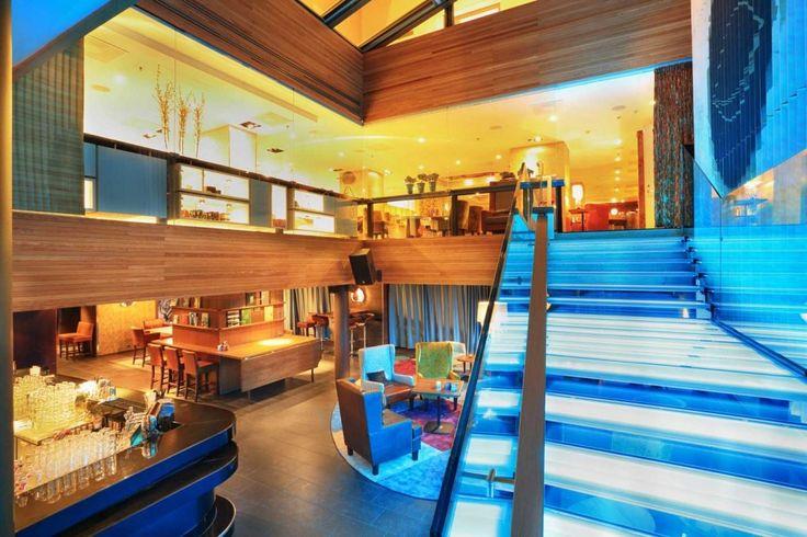 Such a cool hotel bar! Klaus K Hotel, Helsinki, Finland | Awesomenuss