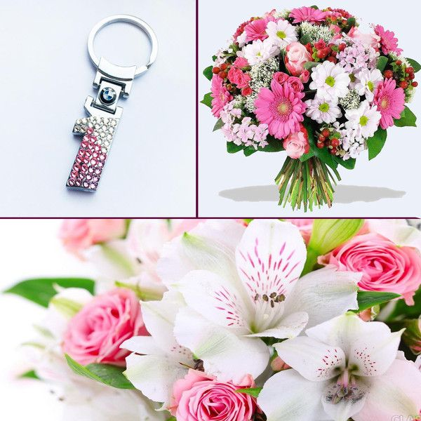 Swarovski custom Bmw Keychain BLING Bmw Keychain with crystals Bmw... ($39) via Polyvore featuring accessories, bmw, key chain rings, silver key ring, crystal key chain and keychain key ring