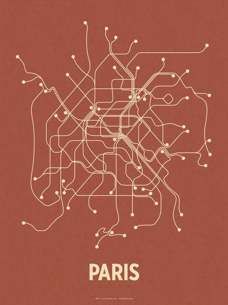 paris--failure as a map, absolute beauty as virtually any other type of print.#CheatOnGreek #Contest