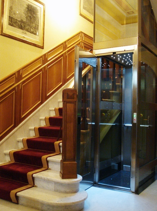 17 best images about elevators for homes on pinterest for Elevator house