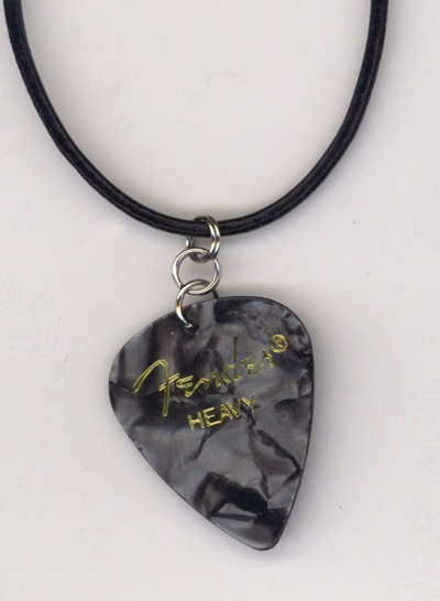 Guitar pick necklace, Guitar picks and Hot guys on Pinterest