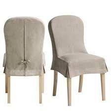 (1) Capas Para Cadeiras Kit 6 Peças Tecido Acquablock - R$ 420,00 no MercadoLivre