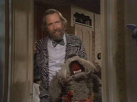 a muppet family christmas- with a special appearance by jim henson