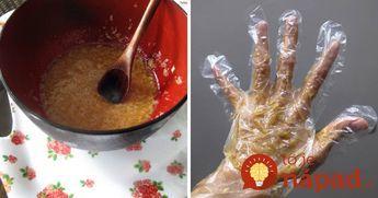Rýchla domáca kúra pre suché a popraskané ruky!