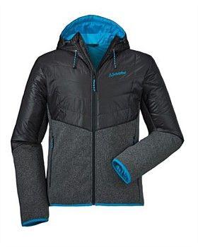 Schöffel - Schöffel Turin Hybrid Jacket - Men's