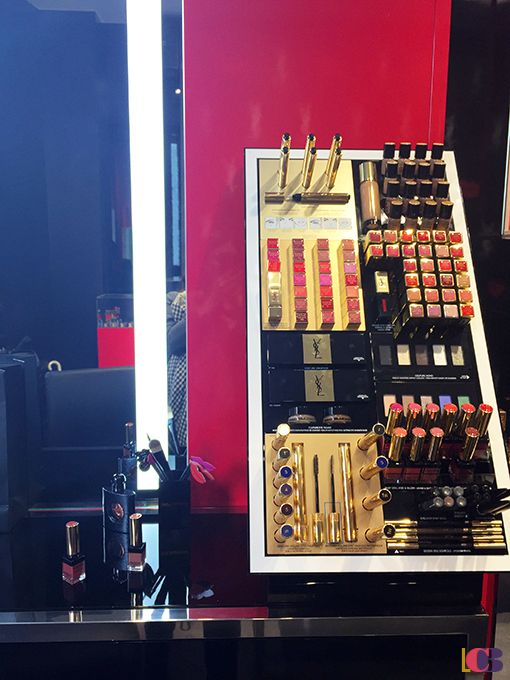 YSL Rouge Pur Couture Popup Interior 6