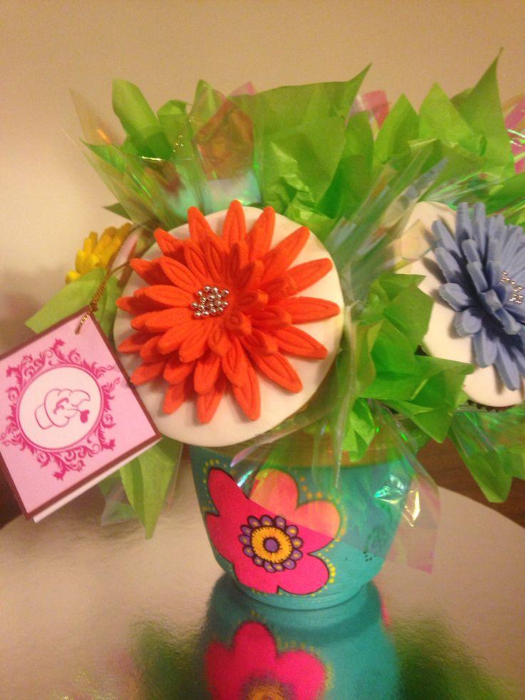 Cupcake-Maceta