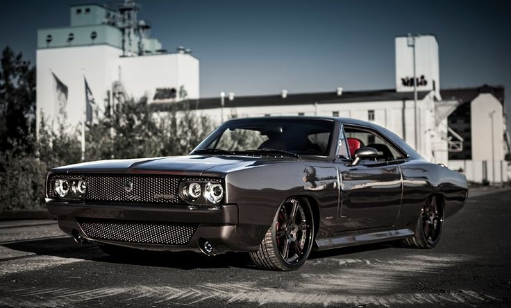 Dodge Charger GTS/R by Wheelsandmore