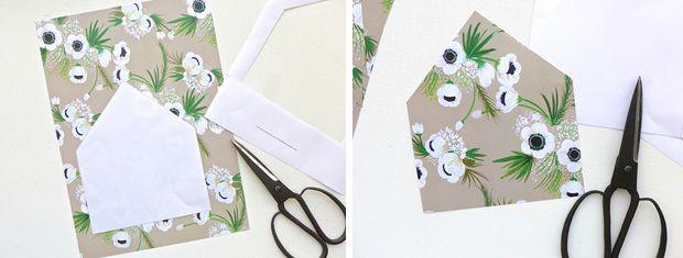ozdobne koperty do zaproszeń ślubnych zdjęcie (2)