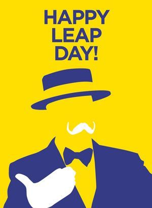 leap day williams poster
