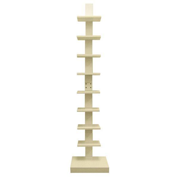 "Proman Spine 67"" Book & Media Tower & Reviews | Wayfair"