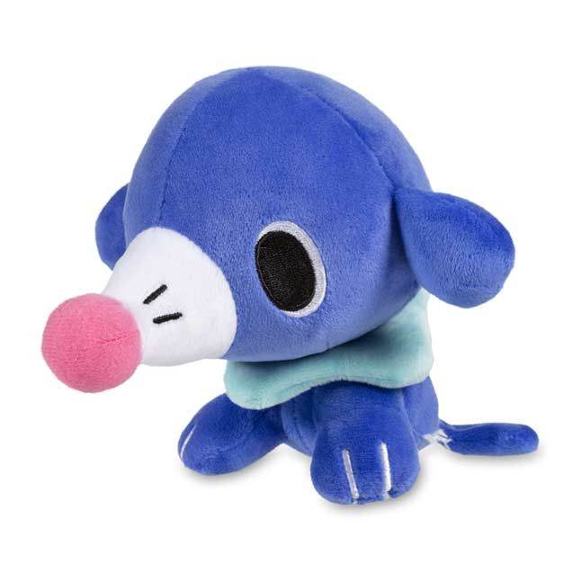 Official Popplio Pokémon Dolls Plush. First partner in the round headed Dolls style.