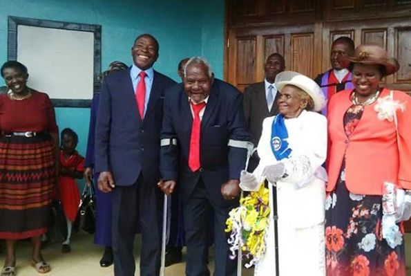 Couple wed after living together for 67 years in Kenya http://ift.tt/2zCh5Ge