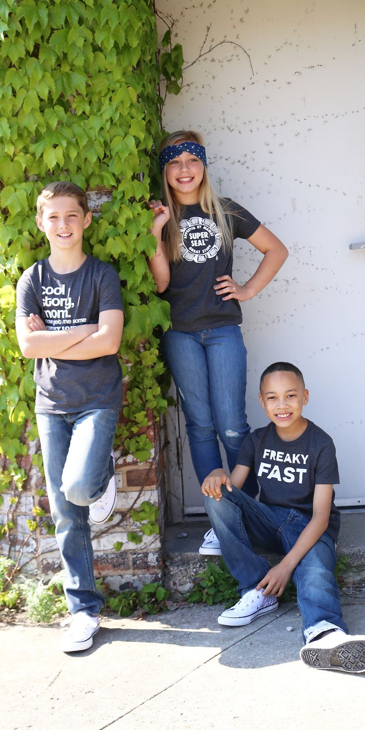 New Jimmy John's Youth Kids Clothing! Freaky Fast, Cool