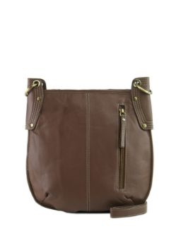 Sacs On Jenkins - Manzoni Cocoa Cross Body Bag, $110.00 (http://www.sacsonjenkins.com.au/manzoni-cocoa-cross-body-bag/)