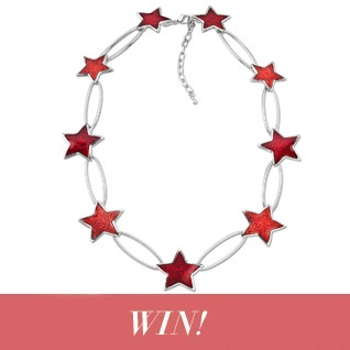 Win a set of Rosa Red jewellery - worth over £50!